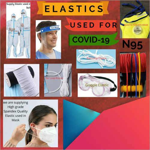 Polyester Elastics Used for Covid-19 Products