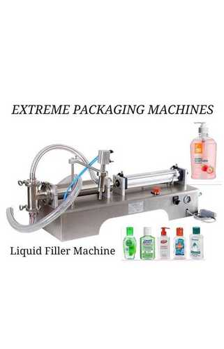 50-500 ml Liquid Filler Machine