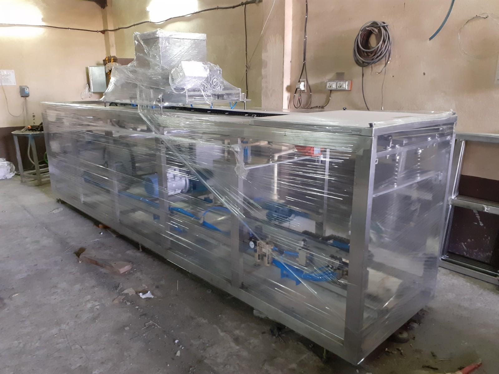 Chocolate Bar Making Machine
