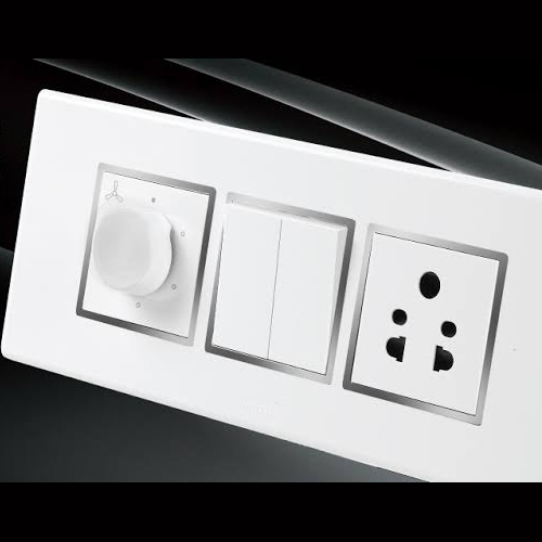 Havells Fabio Modular Switches