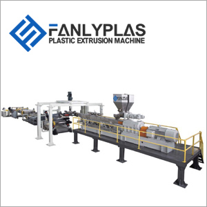 PET Sheets For Packing Extrusion Lines