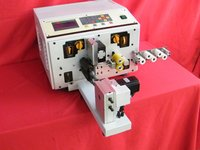 Digital Wire Cut & Strip & Twist Machine