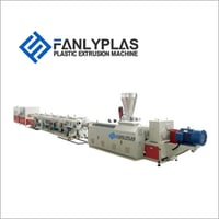 PVC Pipes Extrusion Lines