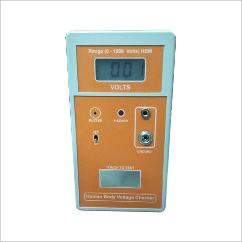 PB Statclean Human Body Voltage Checker With Alarm
