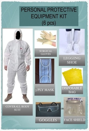 COVID Safety Equipment