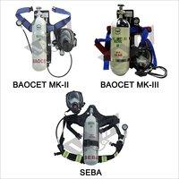 Open Circuit Breathing Apparatus (SCBA)