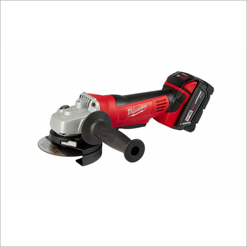 Milwaukee M18 Cut Of Grinder