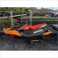 Sea Doo Jetski Snowmobile