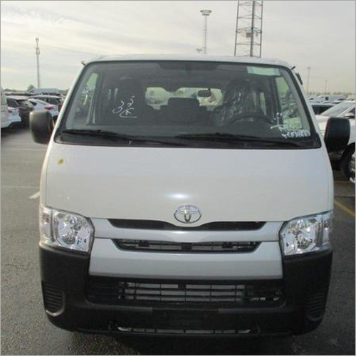 Used Toyota Hiace Mini Bus