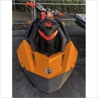 Sea Doo Jetski Snowmobile