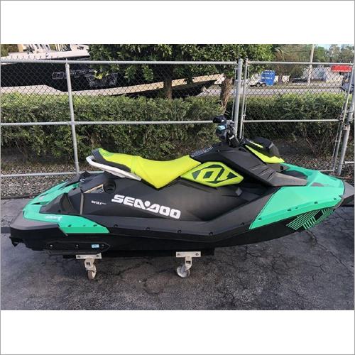 Sea Doo Snowmobile