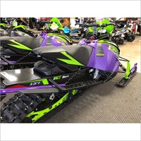 Arctic Cat ZR 8000 Limited Snowmobile