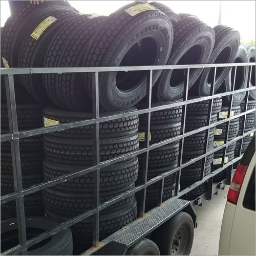 Used Rubber Tyre