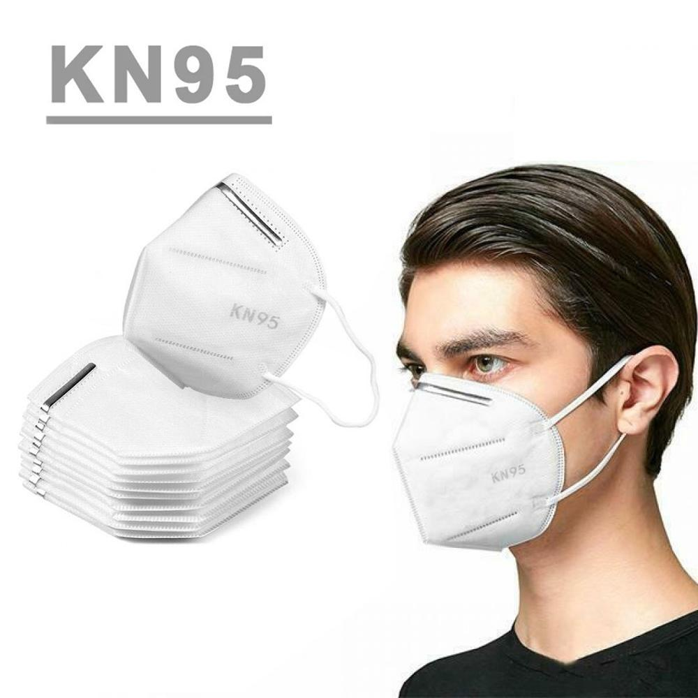 FDA CE approved face mask kn95 Protection pm 2.5 mask earloop