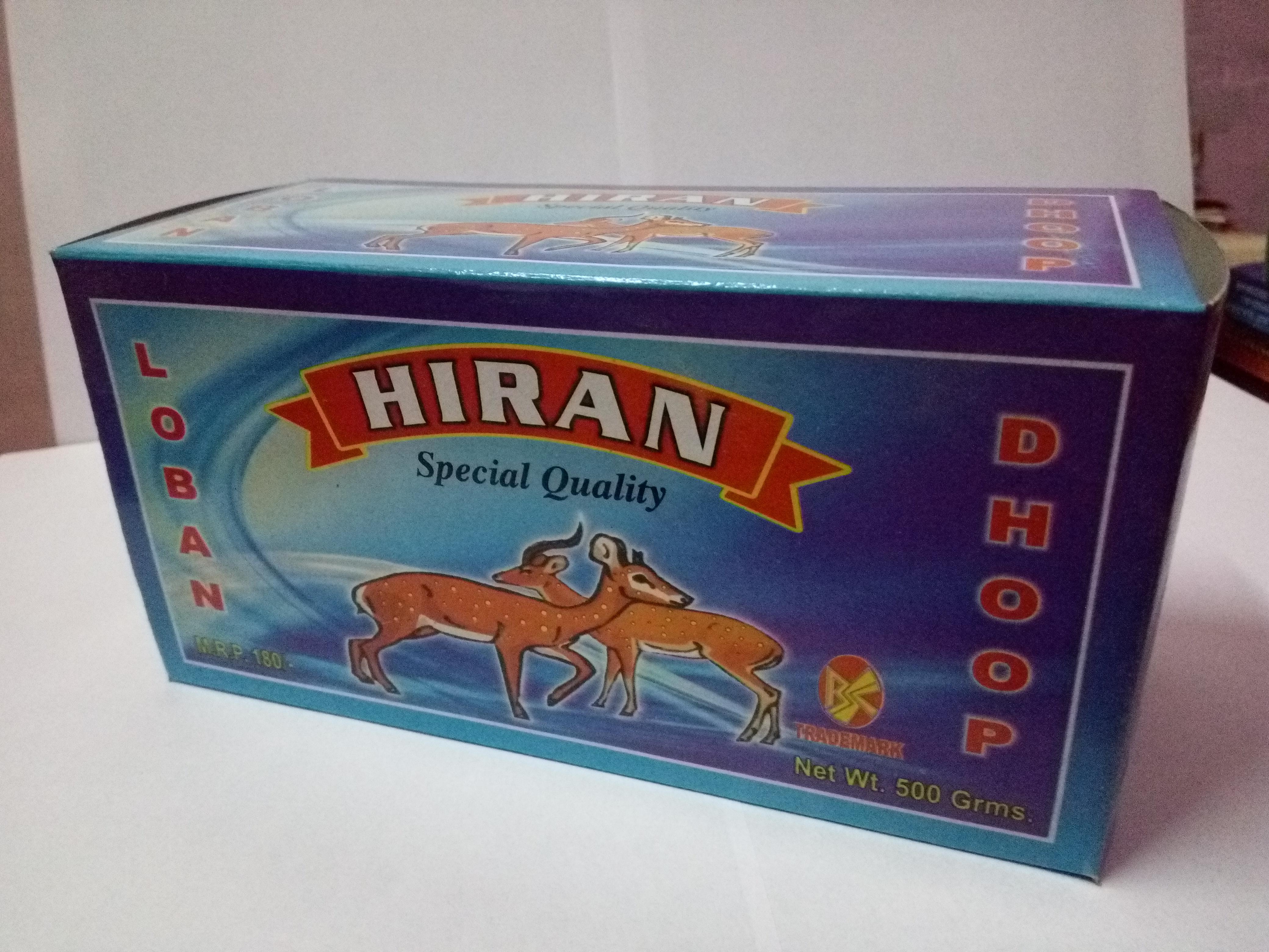 50gm Hiran Kauriya Loban