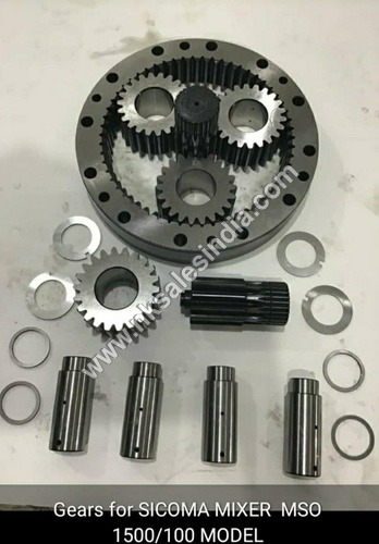 Gear For Sicoma Mixer 1500/100 Modle