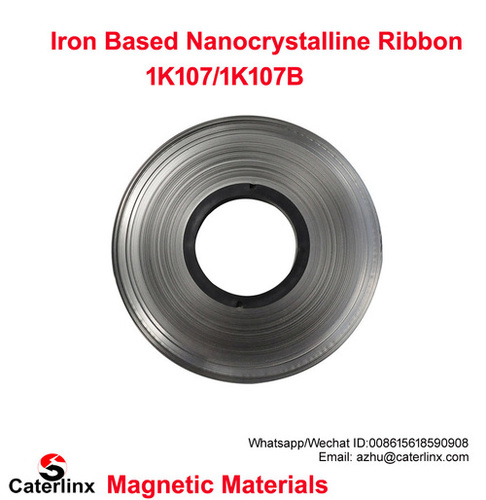 Iron Based Nanocrystalline Ribbon