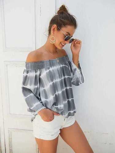Summer Wear Casual Top