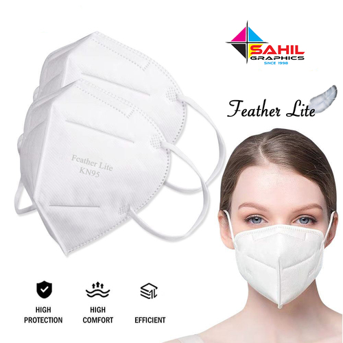 Feather Lite N95 face mask