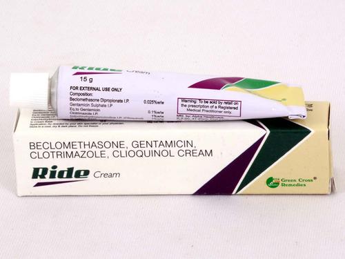 Clotrimazole, Beclomethasone & Gentamicin Cream