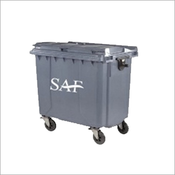 660 Ltr Four Wheeled Community Bins