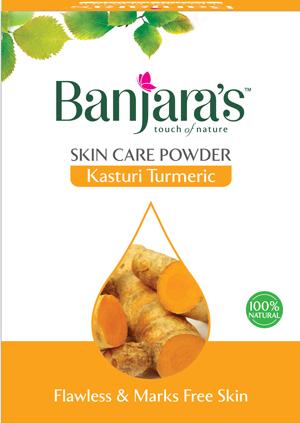 Kasturi Termeric Skin Care Powder