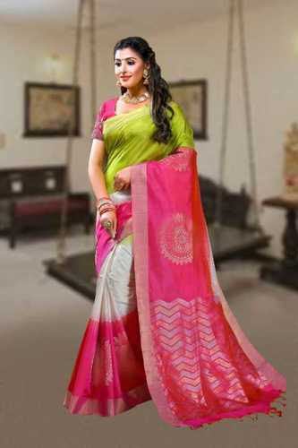 Tradational silk sarees