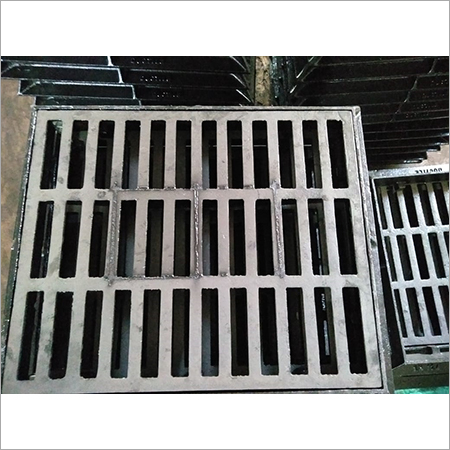 Cast iron Grating