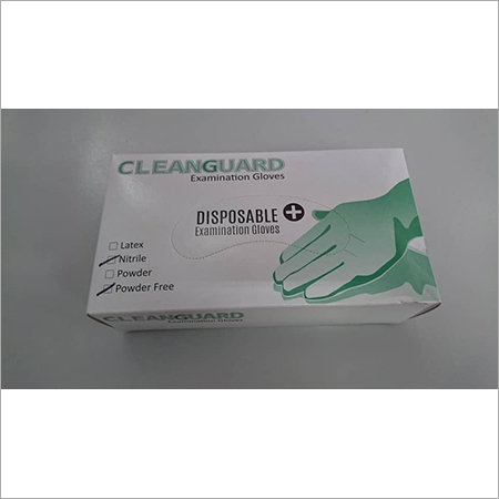 Cleanguard Examination Gloves
