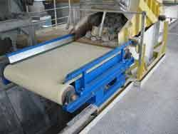 Weigh Belt Feeder
