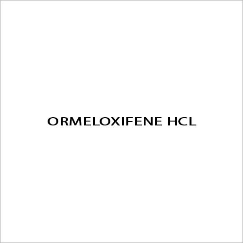Ormeloxifene HCL