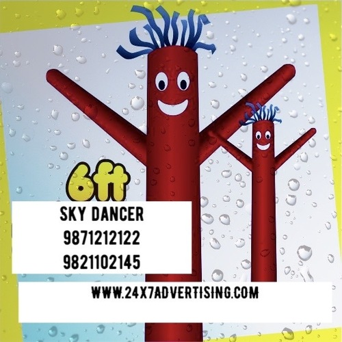 Sky Advertising Balloon Usage: Promotional Purpose