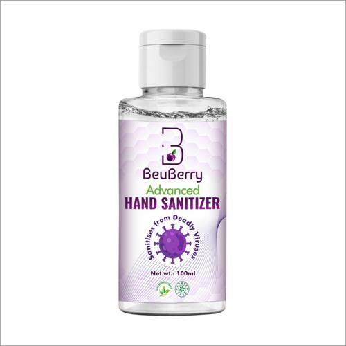 100 ml Advanced Liquid Hand Sanitizer