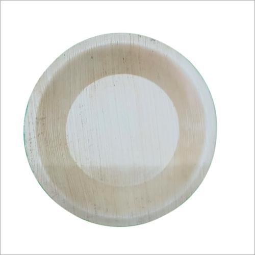 Areca Round Leaf Bowl