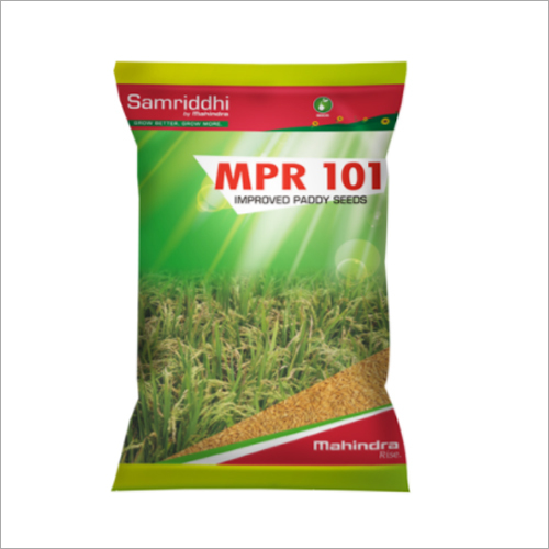 MPR 101 Improved Paddy Seeds