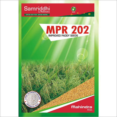 MPR 202 Improved Paddy Seeds