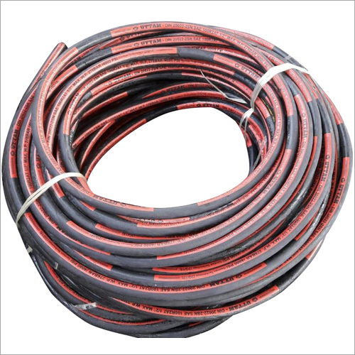1-2 Rough Finish Uttam Hose Pipe