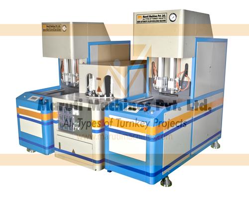 streach blow molding machine
