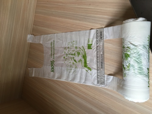 Biodegradable Plastic Shopping Bags