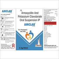 Amclab Dry Syrup