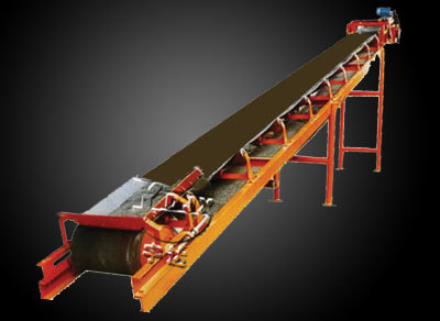 Pressure Belt Conveyor