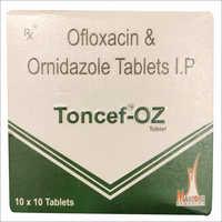 Ofloxacin & Ornidazole Tablets I P