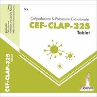 Cef-Clap-325 Tablets