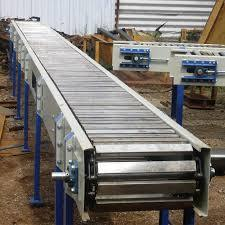 Stainless Steel Slat Conveyor