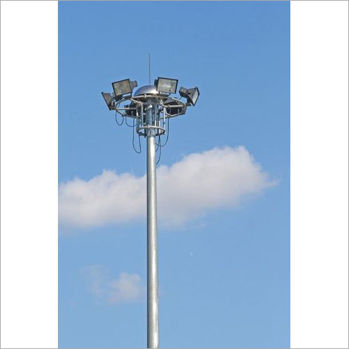 MS High Mast Lighting Pole