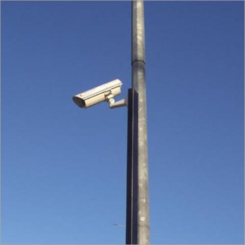 Mild Steel CCTV Pole