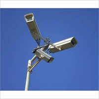 Stainless Steel CCTV Pole