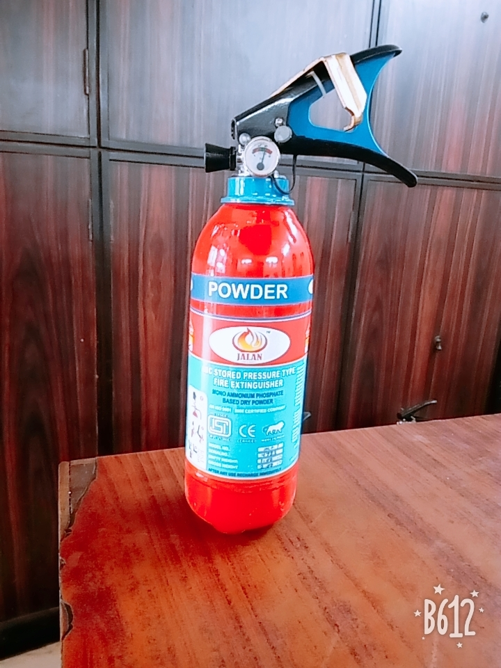 ABC TYPE FIRE EXTINGUISHER 2KGS