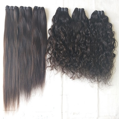 Brazilian straight Hair Extension