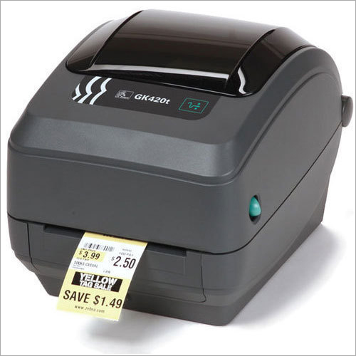 GK420T Barcode Printer